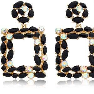 BaubleBar bohemian Statement earrings